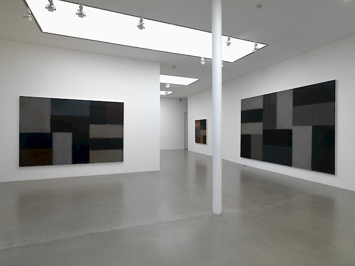 Sean Scully: New Work
