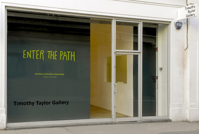 Enter the Path: Suse Bauer, Andrew Palmer, Edward Wright