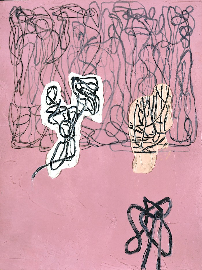Jonathan Lasker: Studies for Paintings 1986-2006