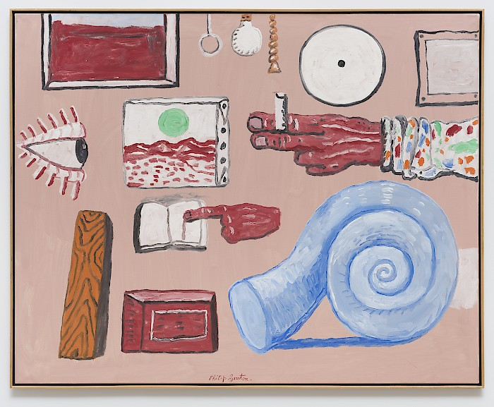Philip Guston: Objects
