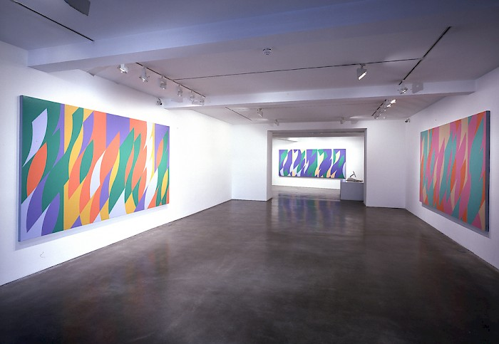 Bridget Riley: New Paintings and Gouaches
