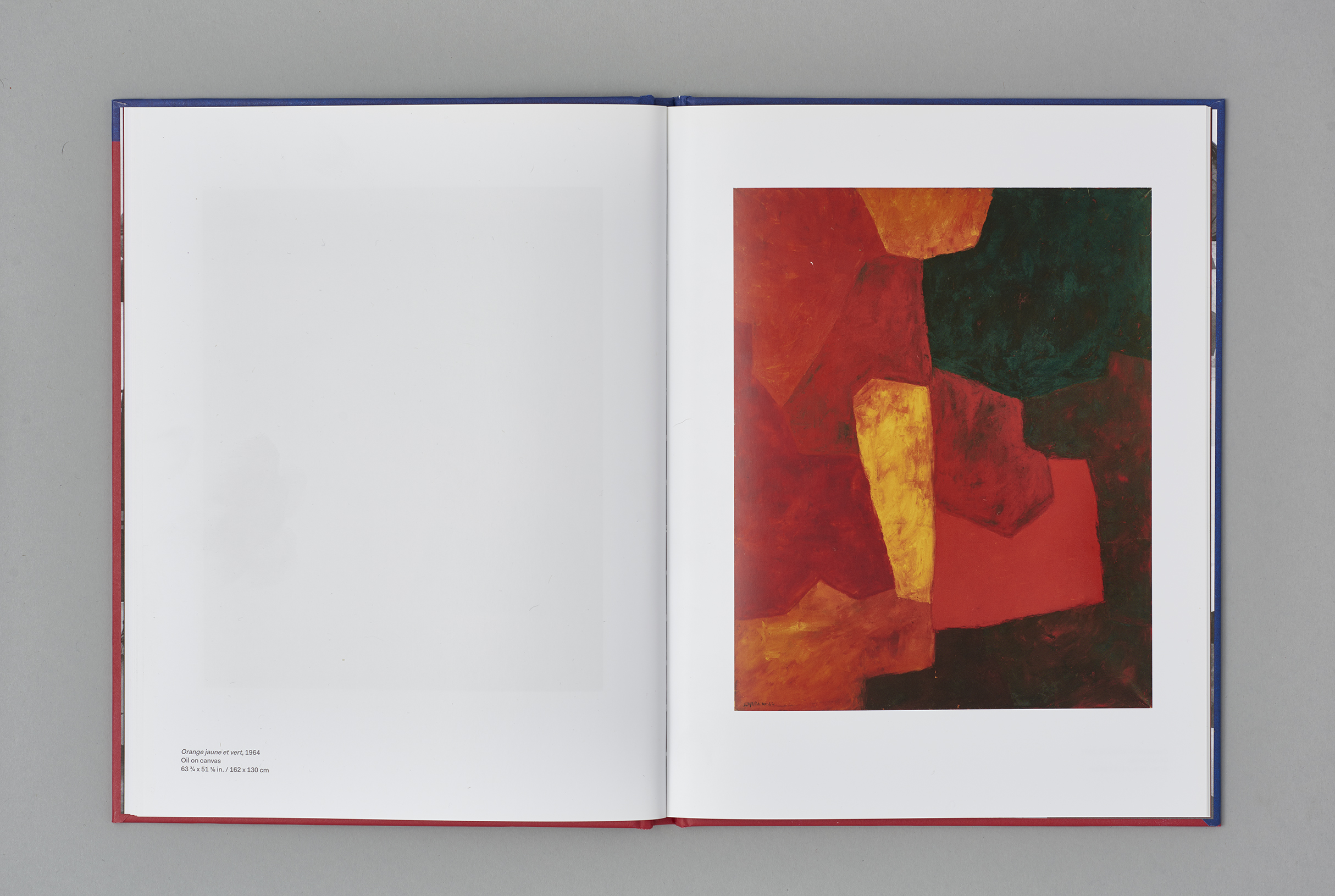 Serge Poliakoff: Silent Paintings