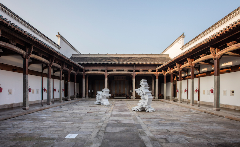 Ding Yi, Chinese Architecture 2016, Ideal for Living