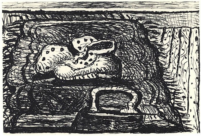 Philip Guston: The Last Prints