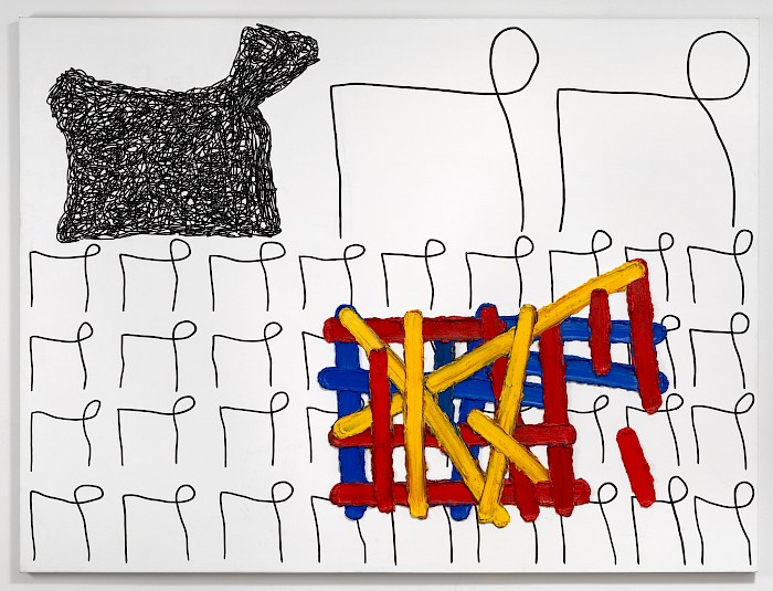 Jonathan Lasker: New Paintings