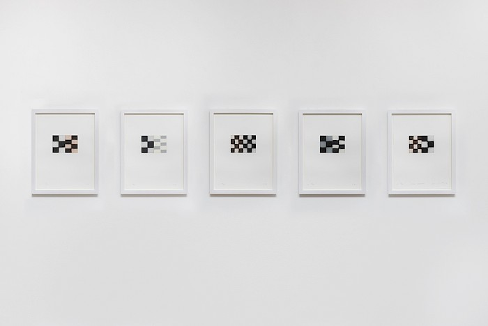 Sean Scully: Seven Unions