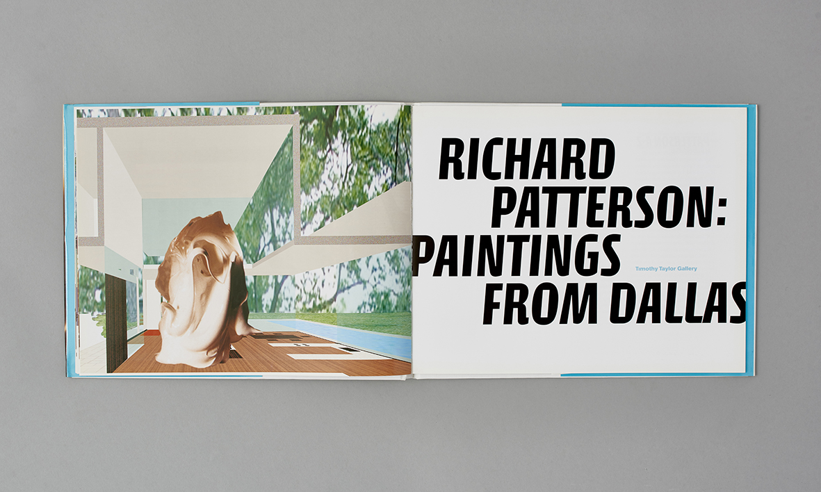 Richard Patterson: Paintings from Dallas
