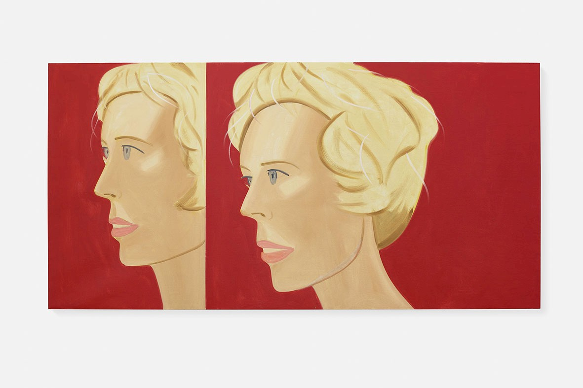 Alex Katz: Coca-Cola Girls
