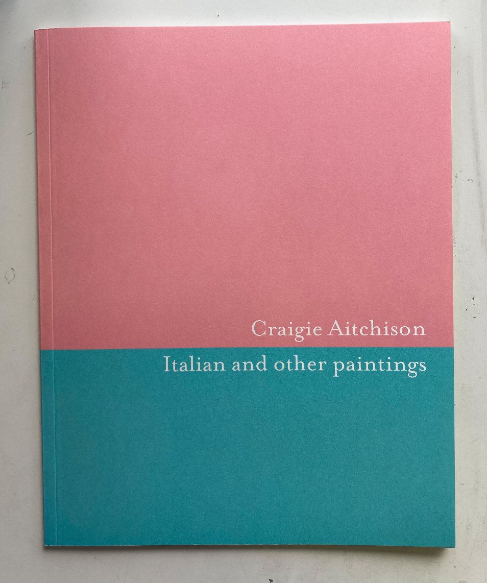Craigie Aitchison: Italian and other Paintings