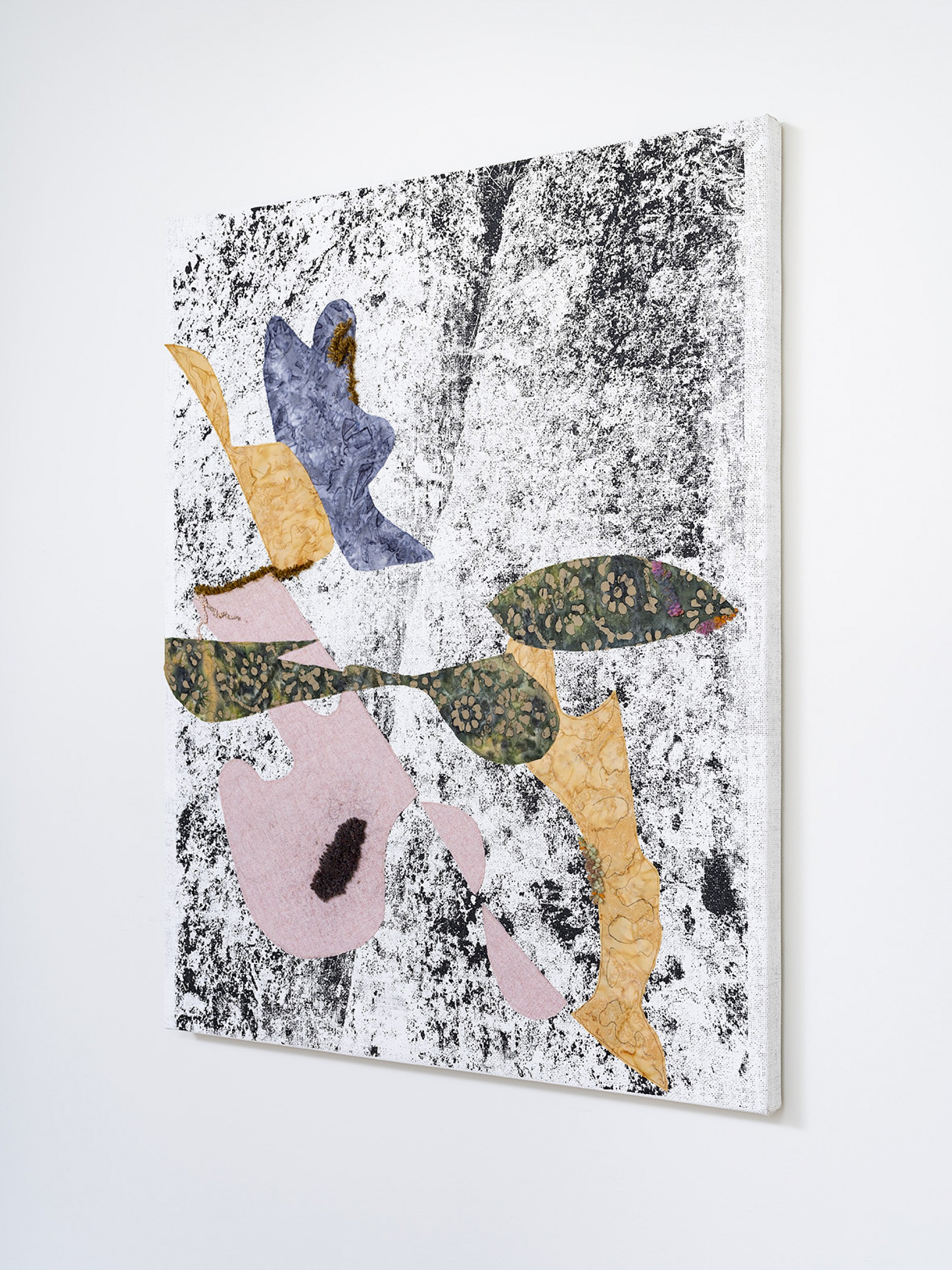 T0012357 Shezad Dawood The Trouble with Lichen 3, 2019
