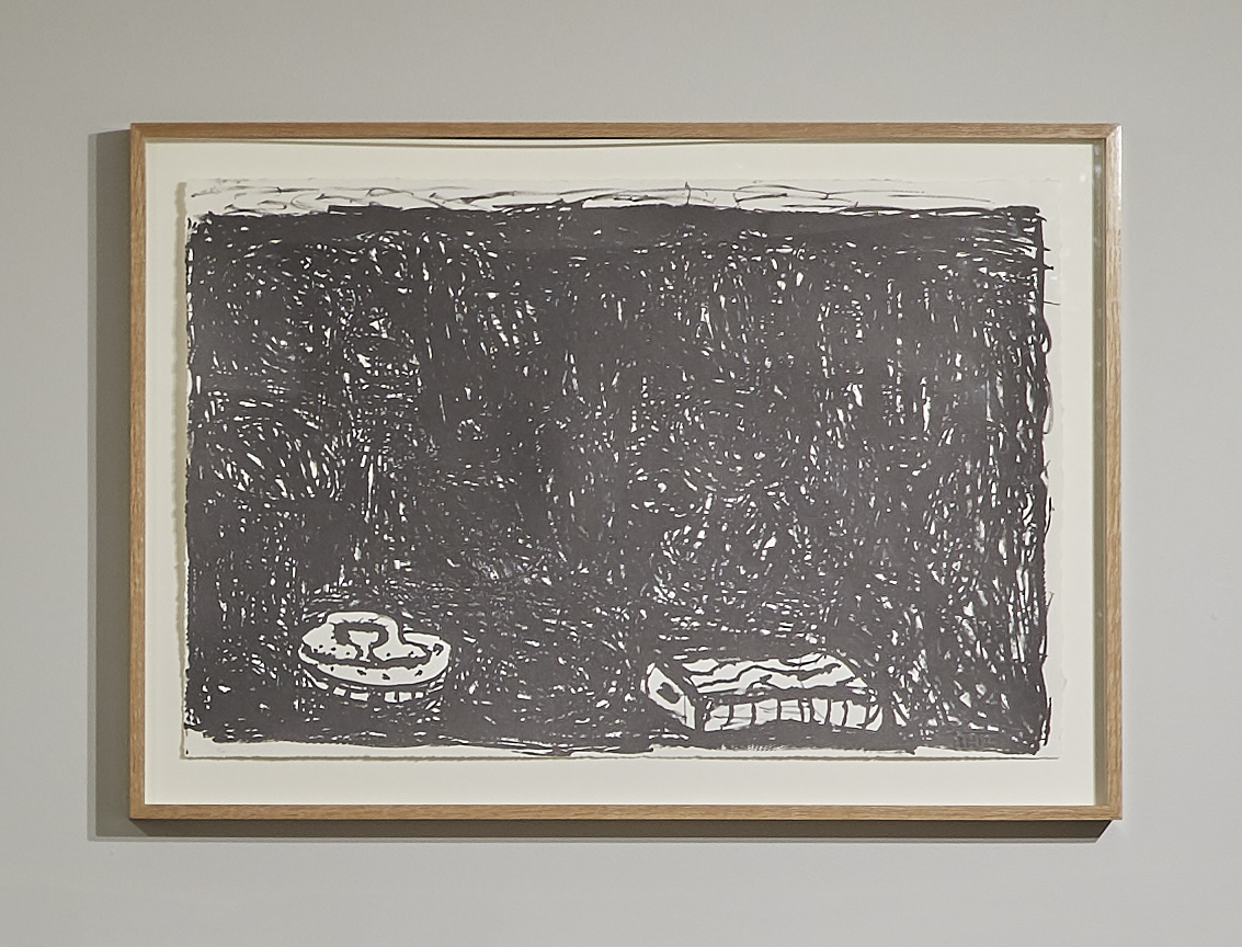 Philip Guston, Objects, 1980
