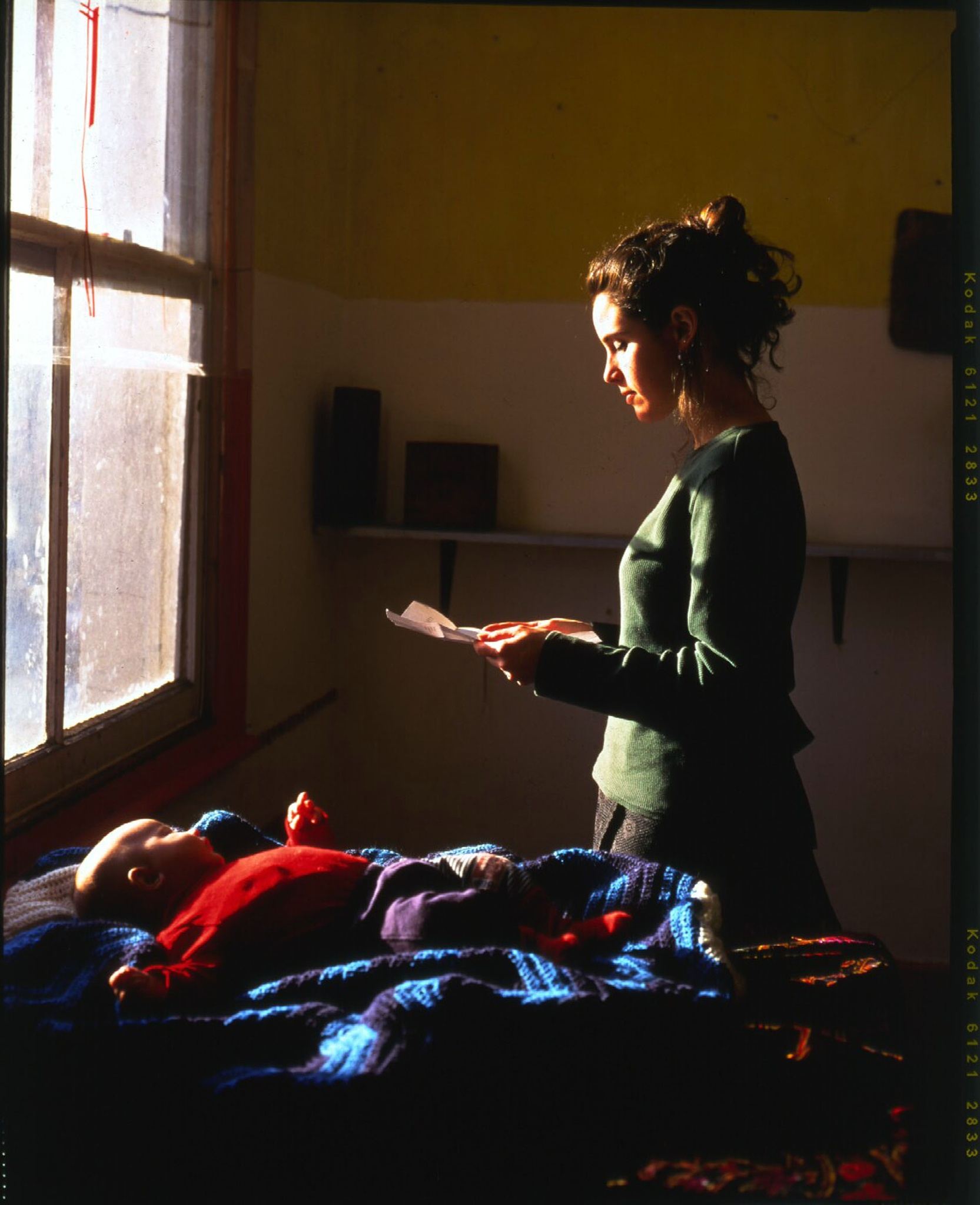 Tom Hunter, Woman Reading a Possession Order