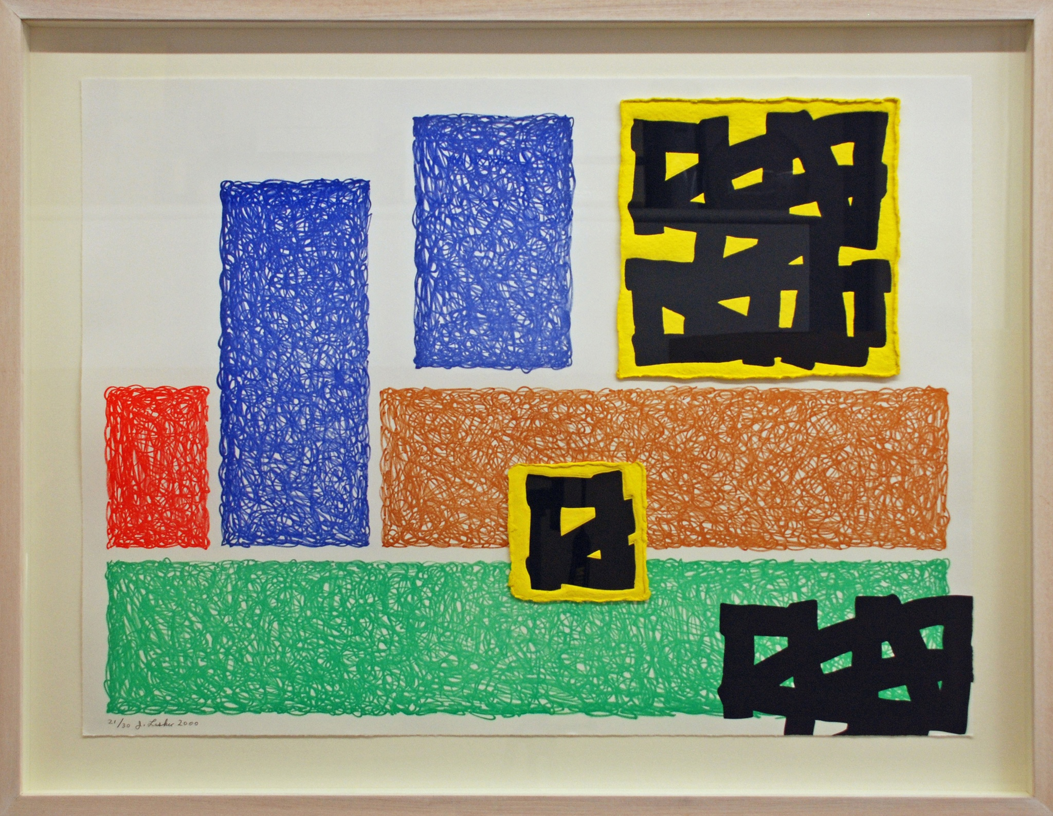 Jonathan Lasker, Town & Country
