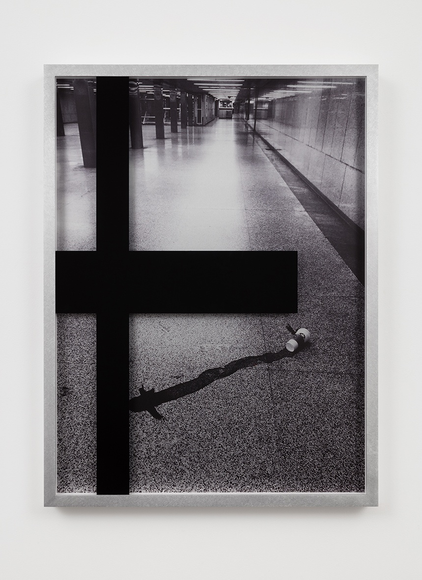 Josephine Meckseper, Untitled (Subway)